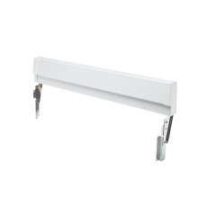 Frigidaire White Slide-In Range Adjustable Metal Backguard