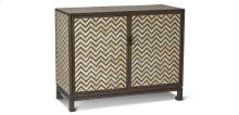 Tangier Herringbone Accent Chest