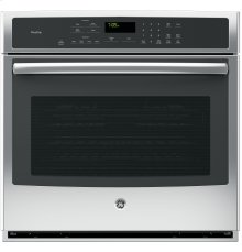 "FLOOR MODEL CLOSEOUT GE Profile™ Series 30"" Built-In Single Convection Wall Oven"