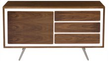 Kiet Walnut Wood Buffet - Walnut