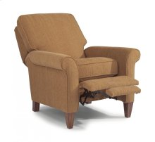 Westside Fabric High-Leg Recliner