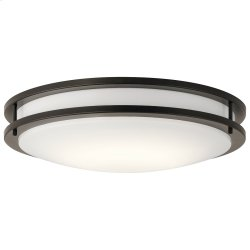 "Avon Collection Avon 24.00"" LED Flush Mount OZ"
