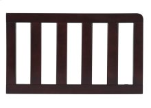 Toddler Guardrail (0080) - Dark Chocolate (207)