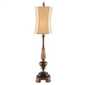 Sweet Ginger Buffet Lamp