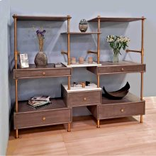 Elemental Storage Unit Etagere