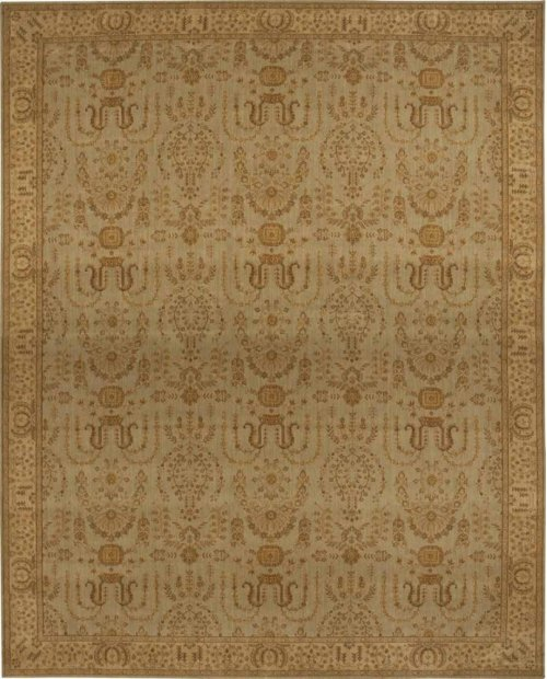 Hard To Find Sizes Grand Parterre Pt02 Quary Rectangle Rug 12' X 15'