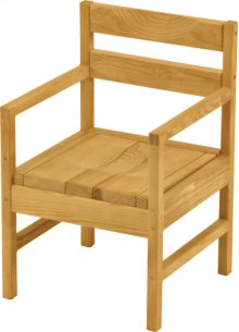 Dining Arm Chair, Wood