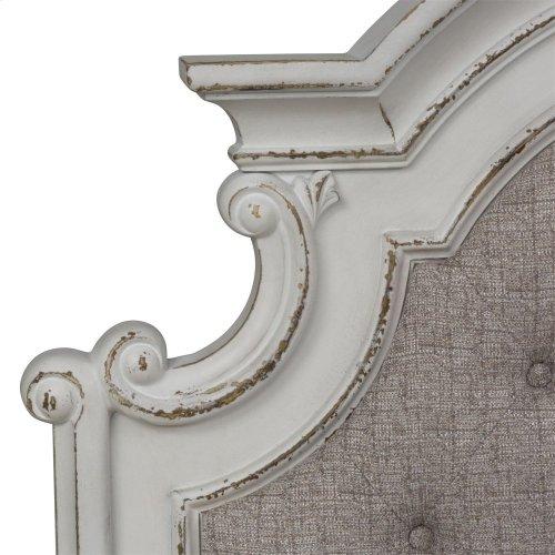 Twin Uph Panel Headboard