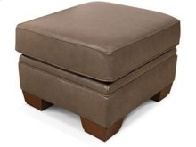 Milly Leather Standard Ottoman
