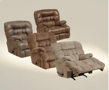 Chaise Rocker Recl w/Heat & Massage - Canyon