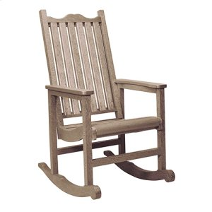 C.R. Plastic ProductsC05 Porch Rocker