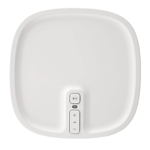 White- The mini home speaker with mighty sound.