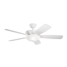 Skye Collection 54 Inch Skye LED WHT