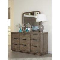 Precision - Nine Drawer Dresser - Gray Wash Finish Product Image