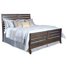 Montreat Rake Queen Bed - Complete