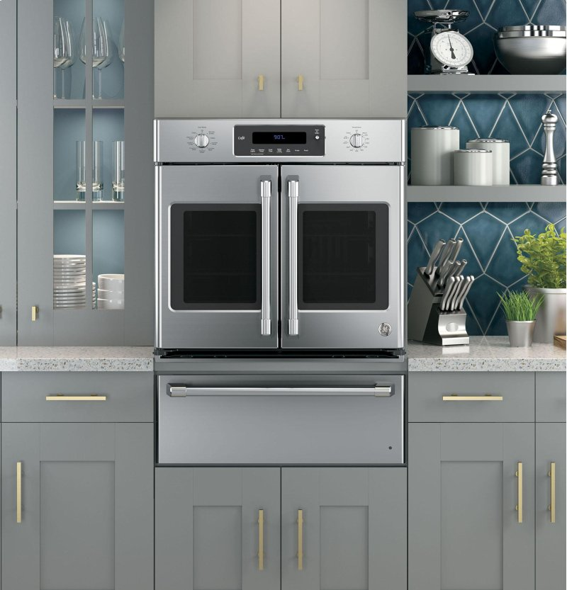 Ct9070shss In Stainless Steel By Ge Appliances In Tulsa