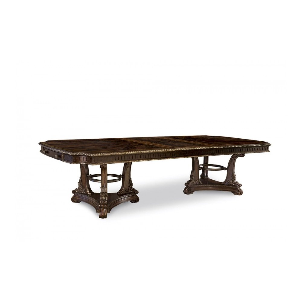Gables Double Pedestal Dining Table