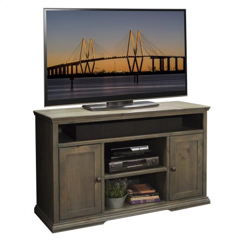 "Greyson 54"" Tall TV Cart"