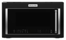 1000-Watt Convection Microwave Hood Combination - Black