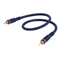 12ft Velocity™ S/PDIF Digital Audio Coax Cable