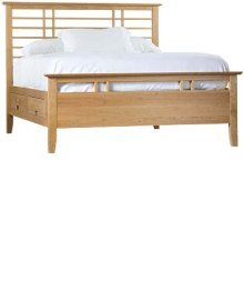 Evelyn Storage Bed - California King