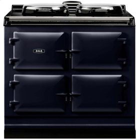 Dark Blue AGA Dual Control 3-Oven All Electric