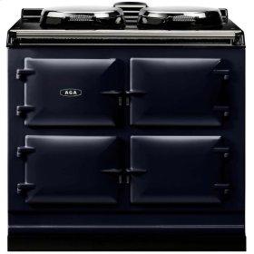 Dark Blue AGA Dual Control 3-Oven All Electric