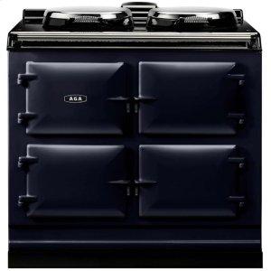 AGADark Blue AGA Dual Control 3-Oven All Electric