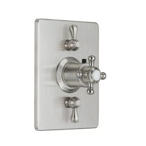 Venice Styletherm (R) Trim Only With Dual Volume Control - Rustico Bronze
