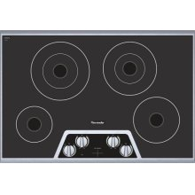 "Masterpiece 30"" Electric Cooktop CEM304FS"
