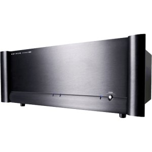 Anthem2-channel power amplifier; 225 watts per channel continuous power into 8 ohms.