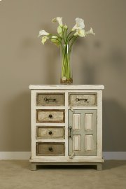 Larose 5 Drawer Cabinet With 1 Door Product Image