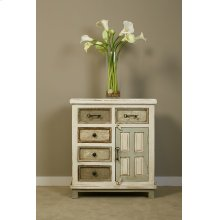 Larose 5 Drawer Cabinet With 1 Door