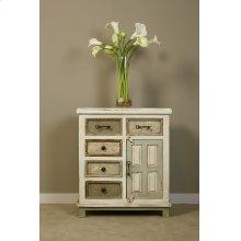 Larose 5 Drawer Cabinet With 1 Door