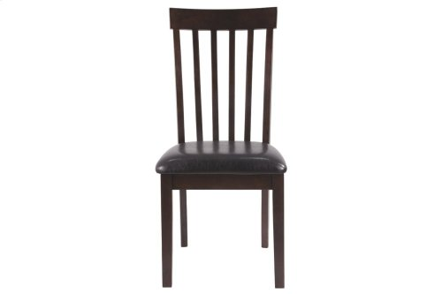 Upholstered Side Chair (2/CN)