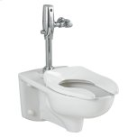 American StandardAfwall 1.6 / 1.1 gpf Dual Flush EverClean Toilet - White