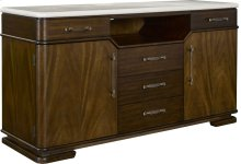 Ernest Hemingway ® Neron Buffet with Stone Top
