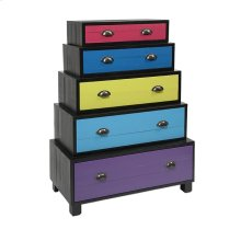 Hubbard 5-Drawer Chest