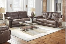 Brown Power Motion Sofa
