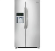 Floor Model Clearance! Frigidaire Gallery 22.2 Cu. Ft. Side-by-Side Refrigerator