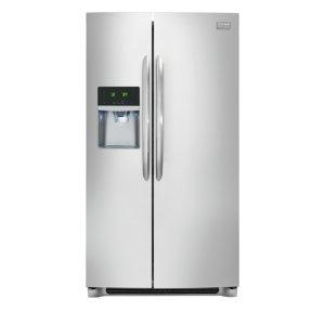 FrigidaireGALLERY Gallery 22.2 Cu. Ft. Side-By-Side Refrigerator