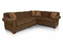 Monroe England Living Room Sectional 1430-Sect