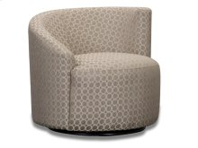 Accent RAF Swivel Chair - (R-Dax Taupe)