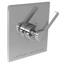 Single lever thermostatic trim only, to suit K1-4200 rough