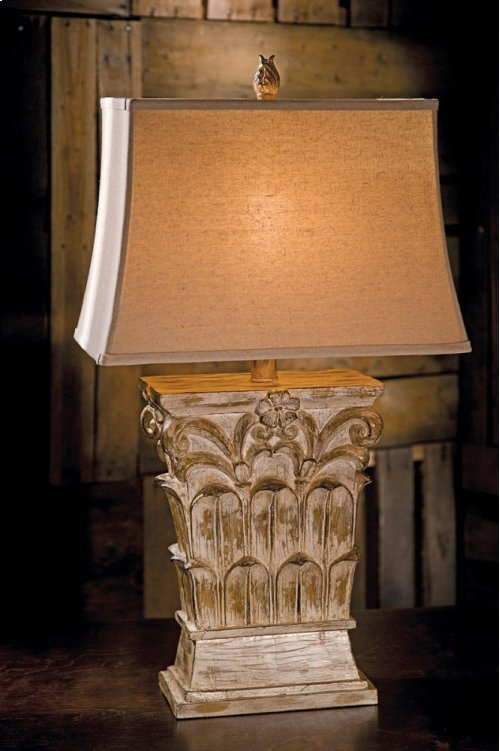 Carrera Oversized Table Lamp