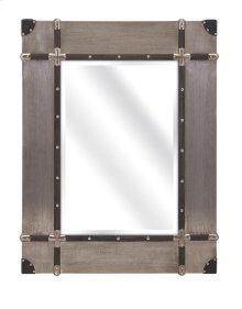 Baker Aluminum Clad Mirror