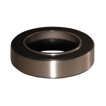 Mounting Ring for Umbrella Drain - Polished Chrome