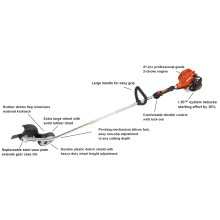 ECHO PE-225 Fuel-Efficient Curved Shaft Lawn Edger