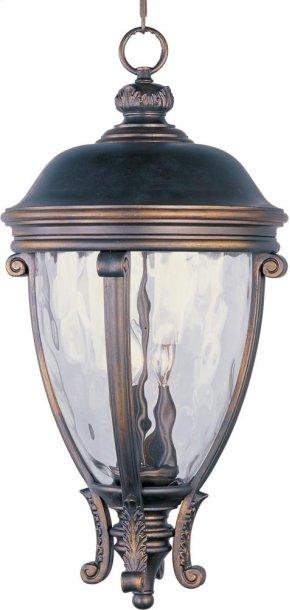 Camden VX 3-Light Outdoor Hanging Lantern