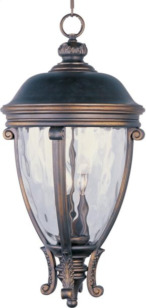 Camden VX 3-Light Outdoor Hanging Lantern